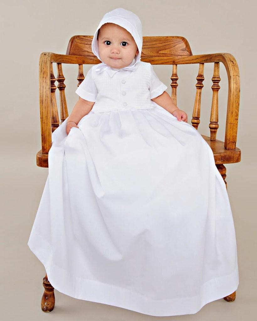 Stefan Christening Gown