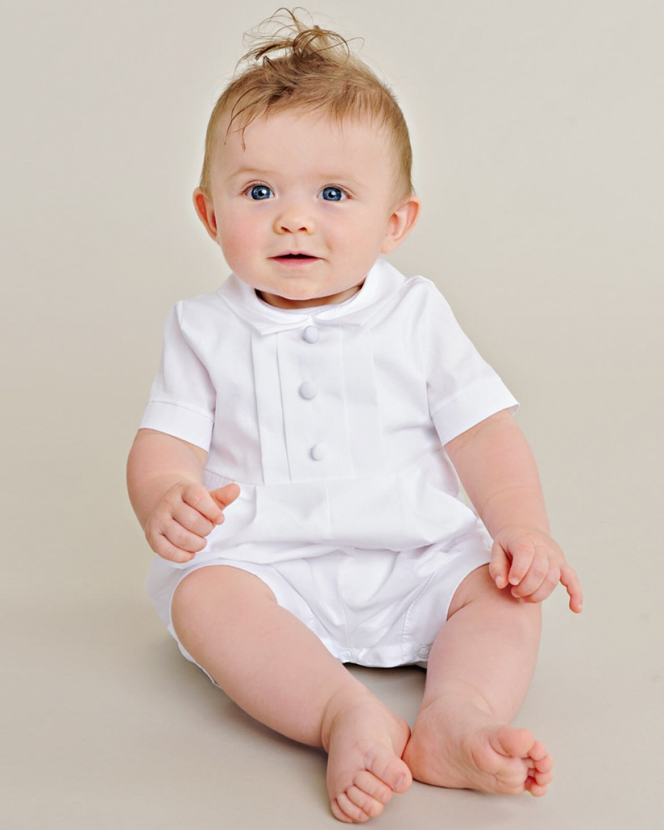 Tyler Christening Outfit One Small Child