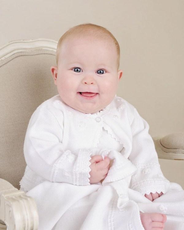 Alexa Rose Baptism Gown