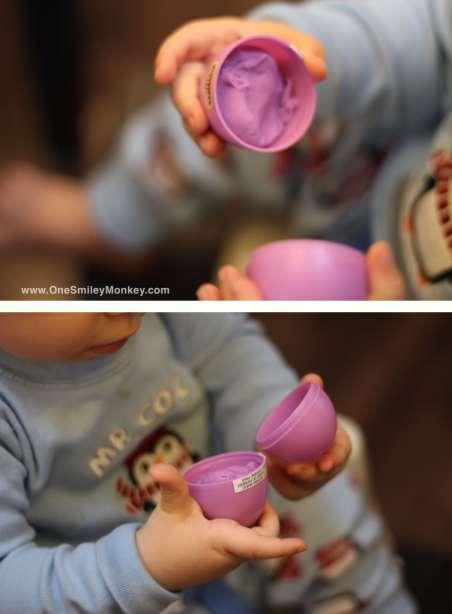 Play-Doh Egg