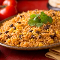 Spanish Rice with Beans Recipe