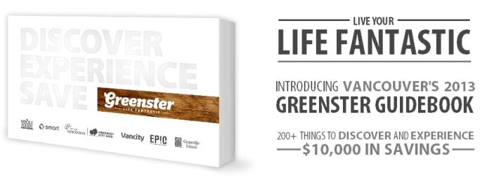 Greenster Guidebook 2013