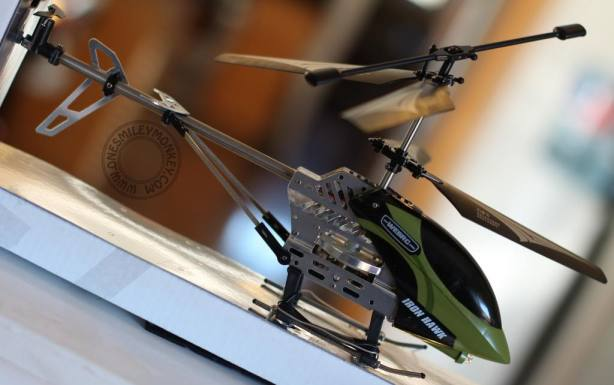 Iron Hawk RC Helicopter Review