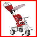 Smart-Trike 4-in-1 Reclining Tricycle