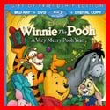 Winnie The Pooh A Very Merry Pooh Year Blu-Ray