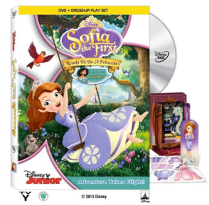 Sofia the First DVD