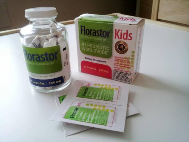Florastor Probiotics