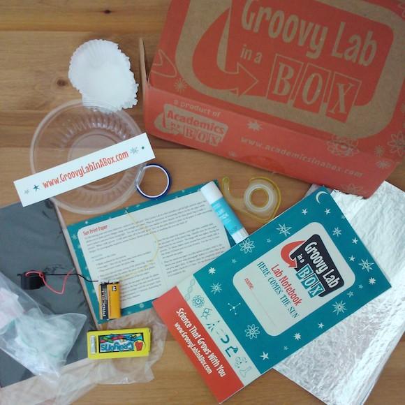 groovy box