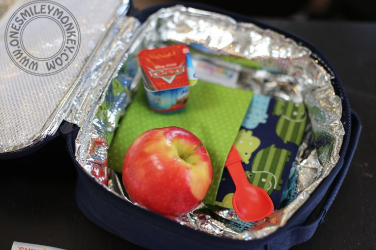waste-free lunch bag