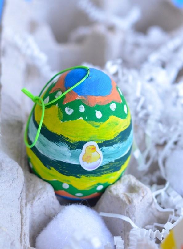 Unique Easter Egg Decoration Ideas