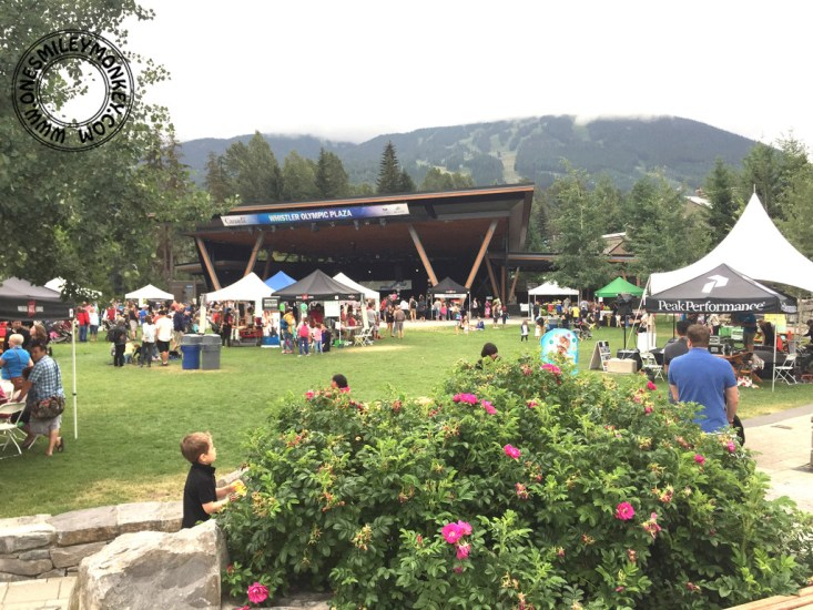 Visiting Whistler with Children