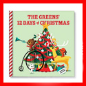 12 Days of Christmas Personalized Book