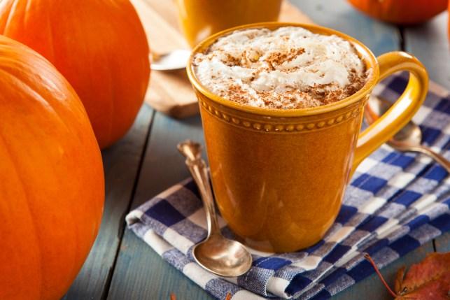 Simply Delicious Pumpkin Spice Latte Recipe