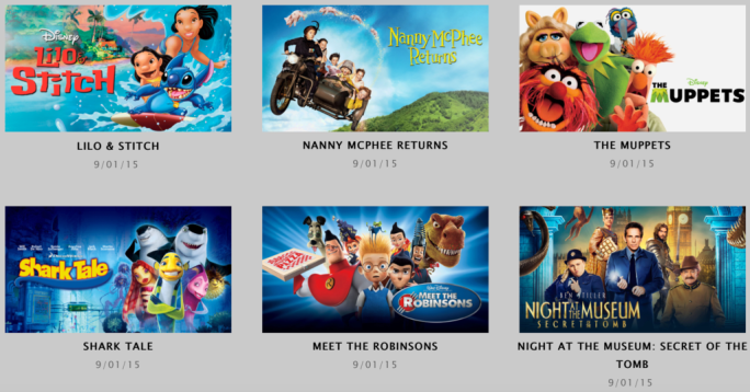 Any must watch family friendly movies you have seen in Netflix recently?