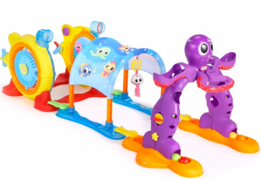 Little Tikes Lil\' Ocean Explorers 3-in-1 Adventure Course {Review}