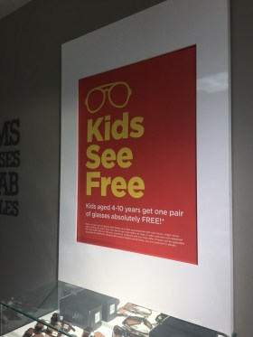 Getting Your Child's Eyes Checked Before The Start Of School