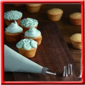 2. Cake Decorating Set