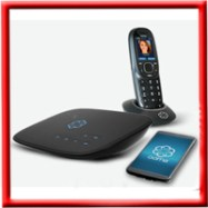6. Ooma VoIP Phone