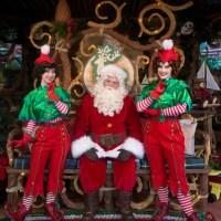Santa's Holiday Visit
