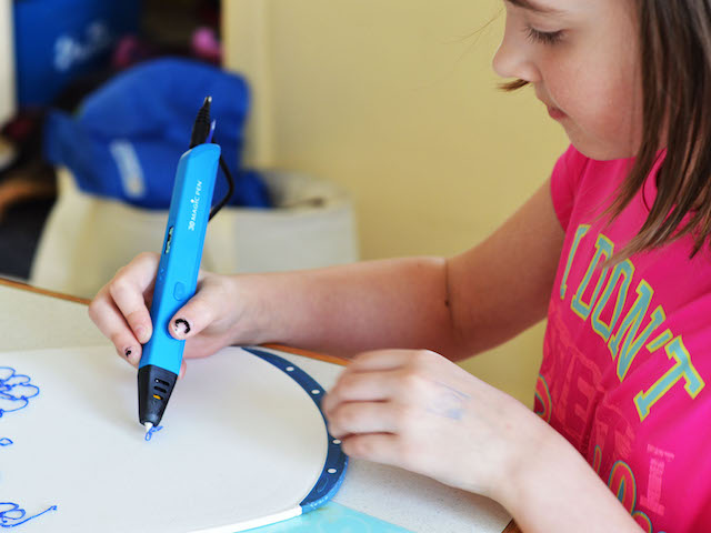 3D Magic Pen by HamiltonBuhl {Product Review}