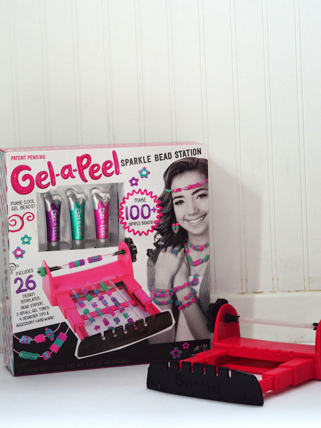 Peel-a-Gel-a-Peel Sparkle Bead Station Review