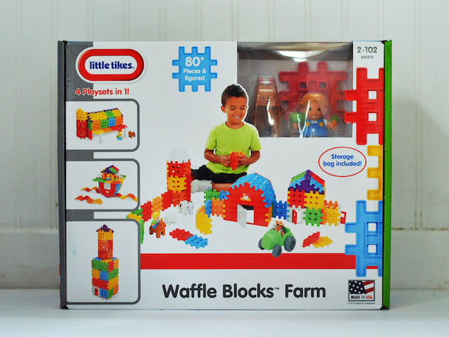 Little Tikes Waffle Blocks Review
