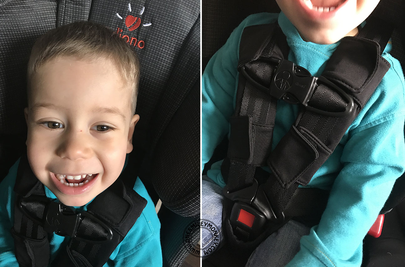 Diono Radian RXT Car Seat {Review & Giveaway}