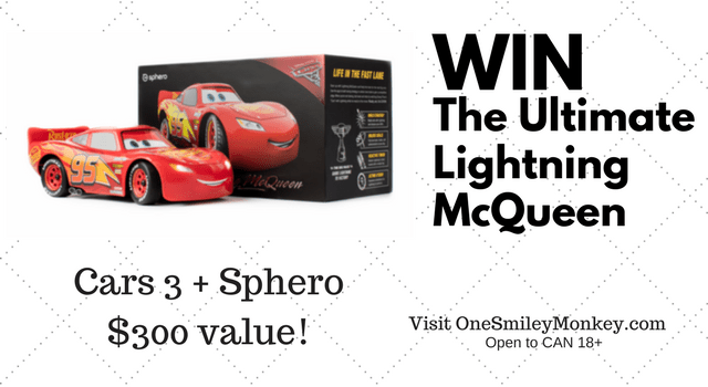 Disney Car's 3 Soundtrack {Cars Giveaway - $300 value!}