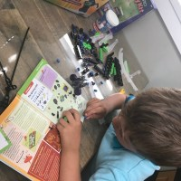 S.T.E.A.M. Fun with Learning-Based Toys