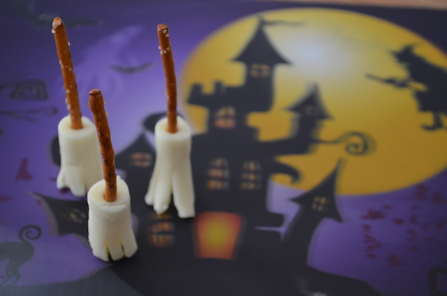Healthier Halloween Options