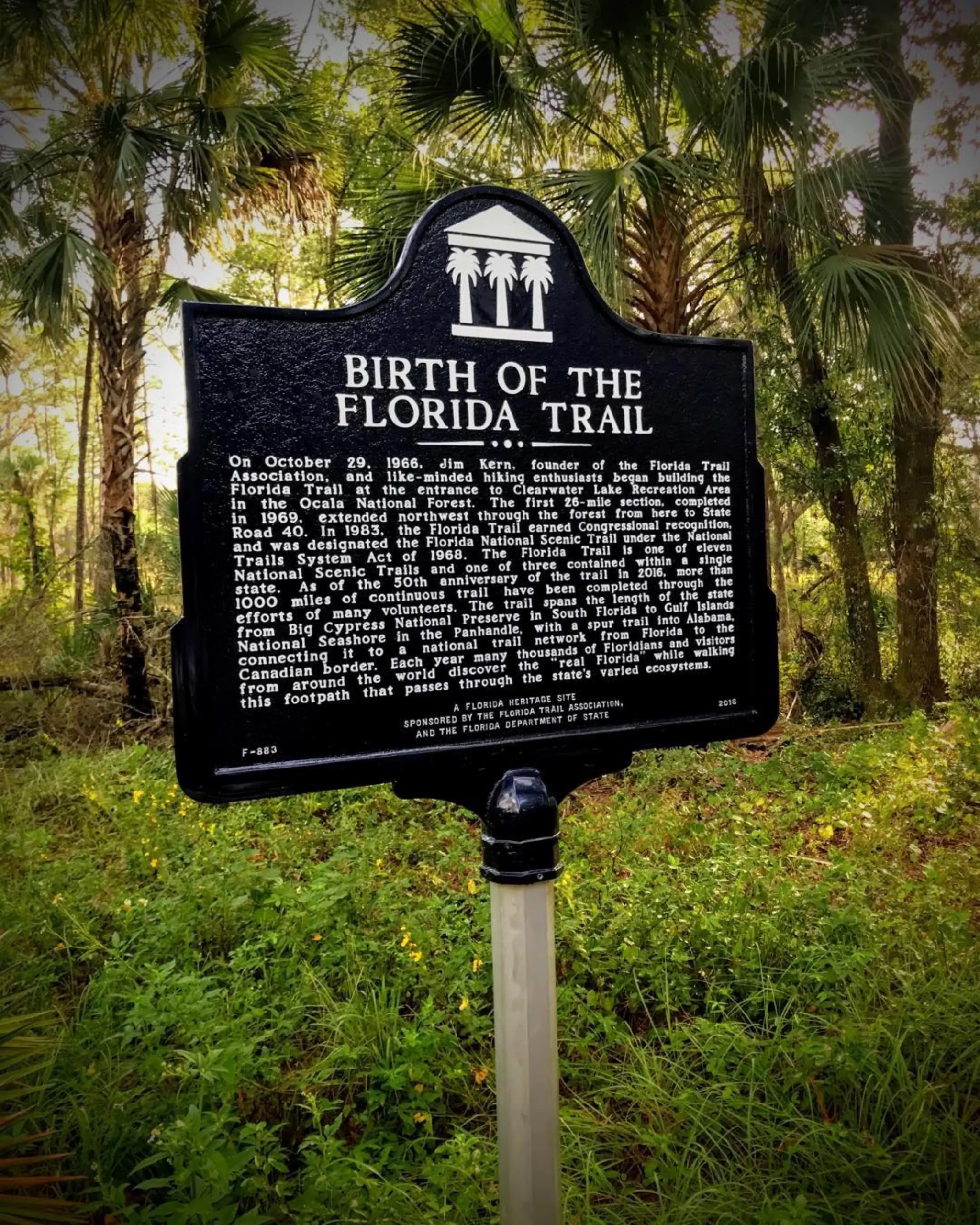 The Best Months to Hike the Florida Trail