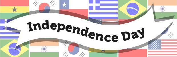 Kemerdekaan Di Dunia