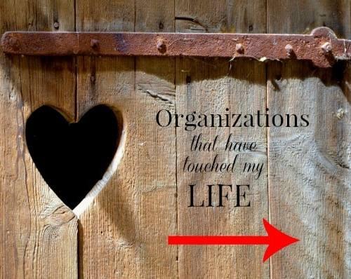 Organizations I Love
