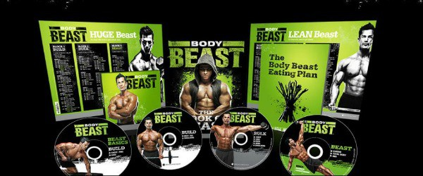 the Body Beast series is a great fitness gift idea