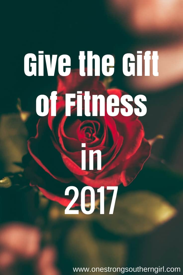 Give the Gift of Fitness in 2017-One Strong Southern Girl-Are you looking for the perfect gift for someone who loves to exercise? Give the gift of fitness! I've tried every product. Here are my recommendations.