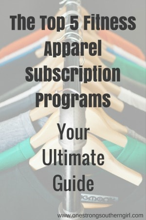 click here to find the Top 5 Fitness Apparel Subscription Programs