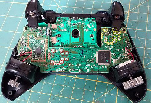 Do It Yourself Lightened Xbox One Joypad Uk