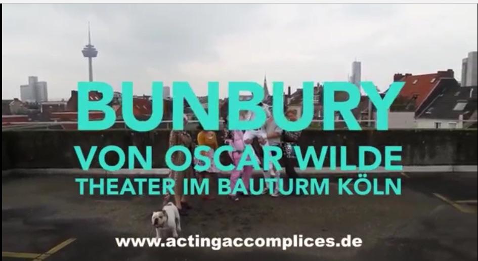 Bunbury-von Oskar Wilde