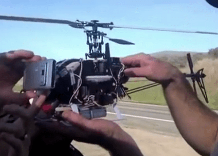 N8 copter