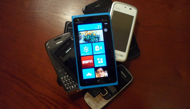 The Nokia Lumia 900 stacks up nicely