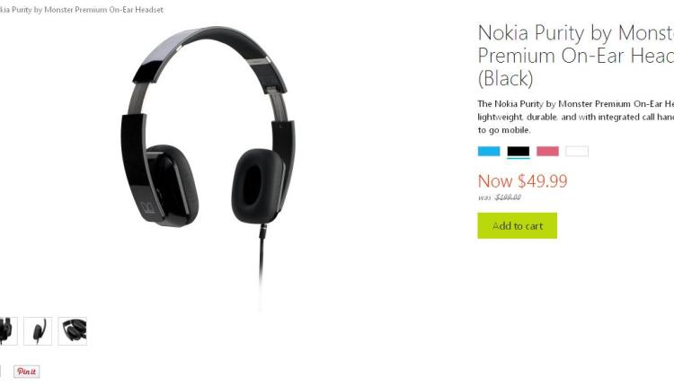 Nokia Purity Headset