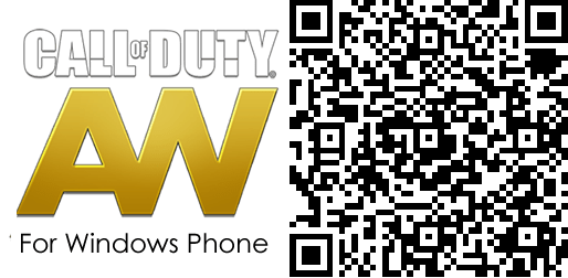 CoD AW Download WP
