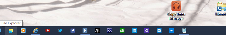 FileExplorerTaskBar