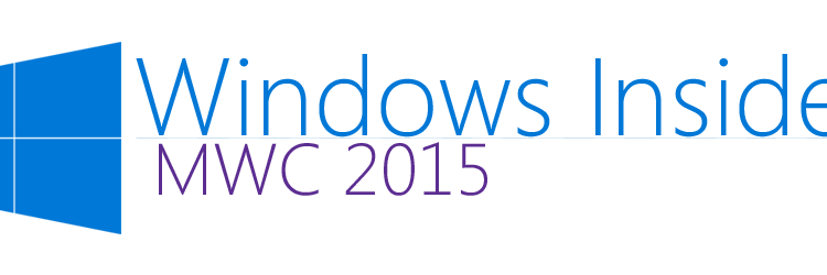WindowsInsiderMWC