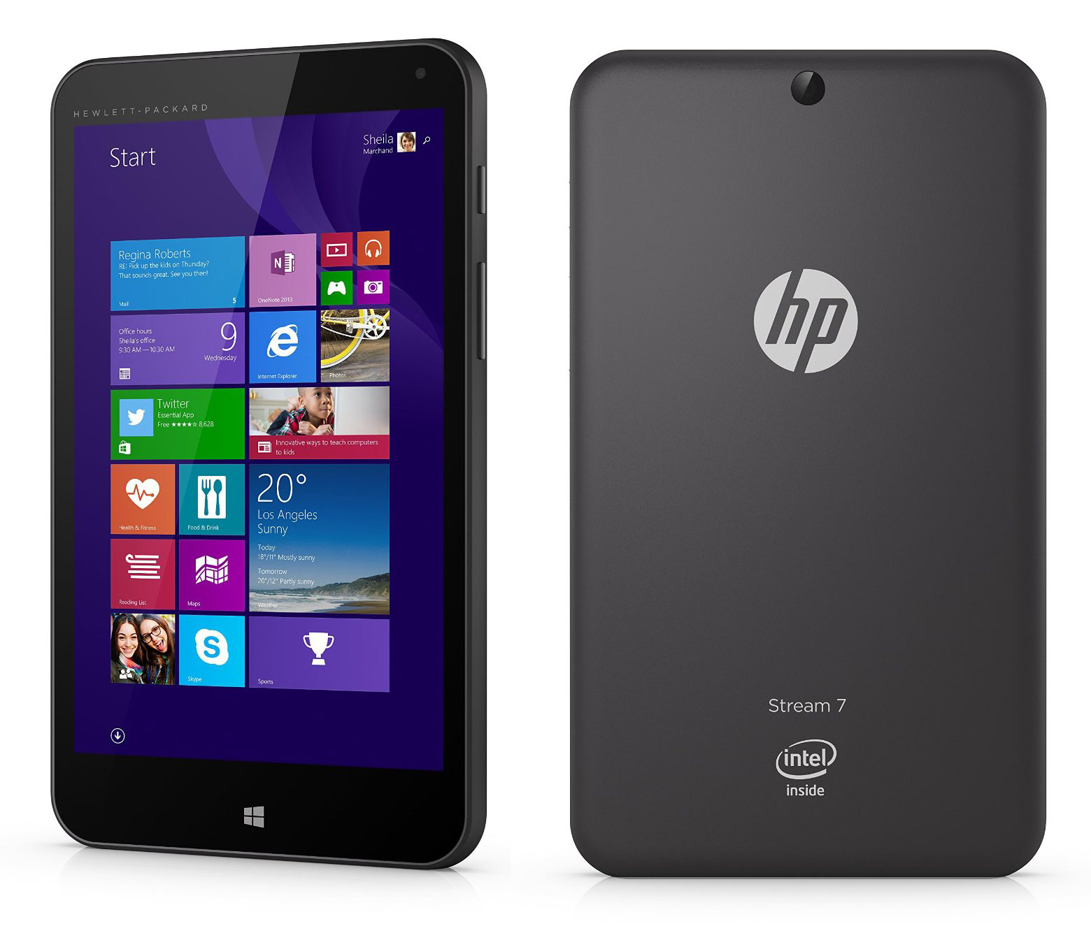 HP releases #Windows10 drivers for HP Stream 7 and HP ...