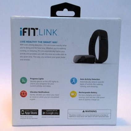 Health Tech] REVIEW iFit Link - OneTechStop