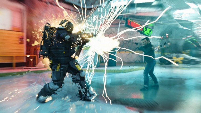 Quantum Break Windows 10 scattered bullets
