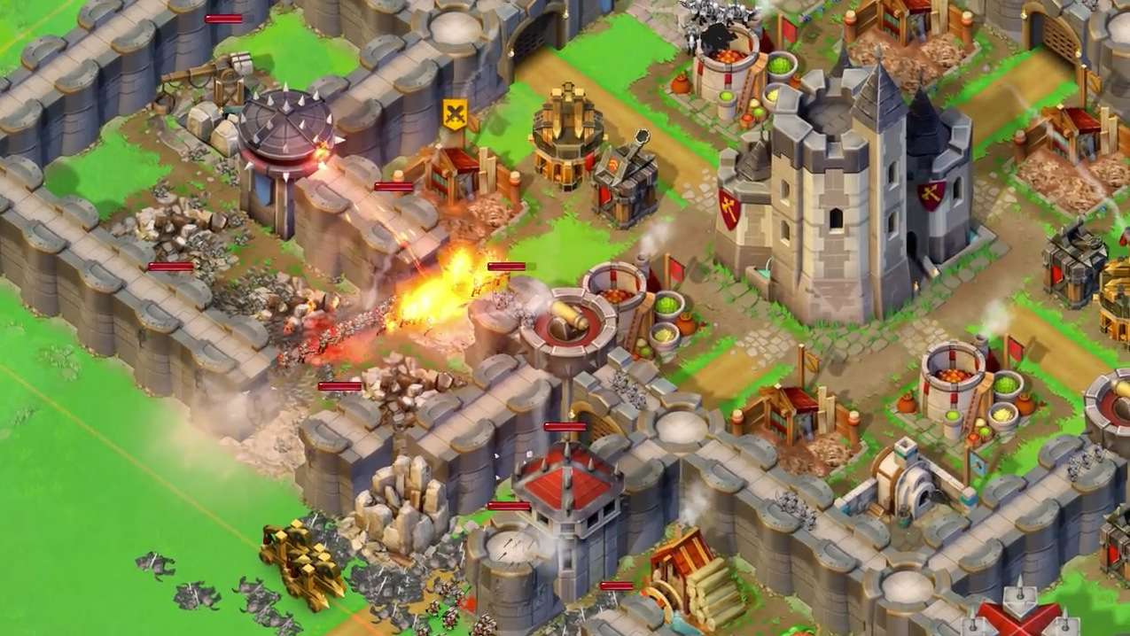 Microsoft is going to release Age of Empires: Castle Siege in Android in  early May. - OneTechStop