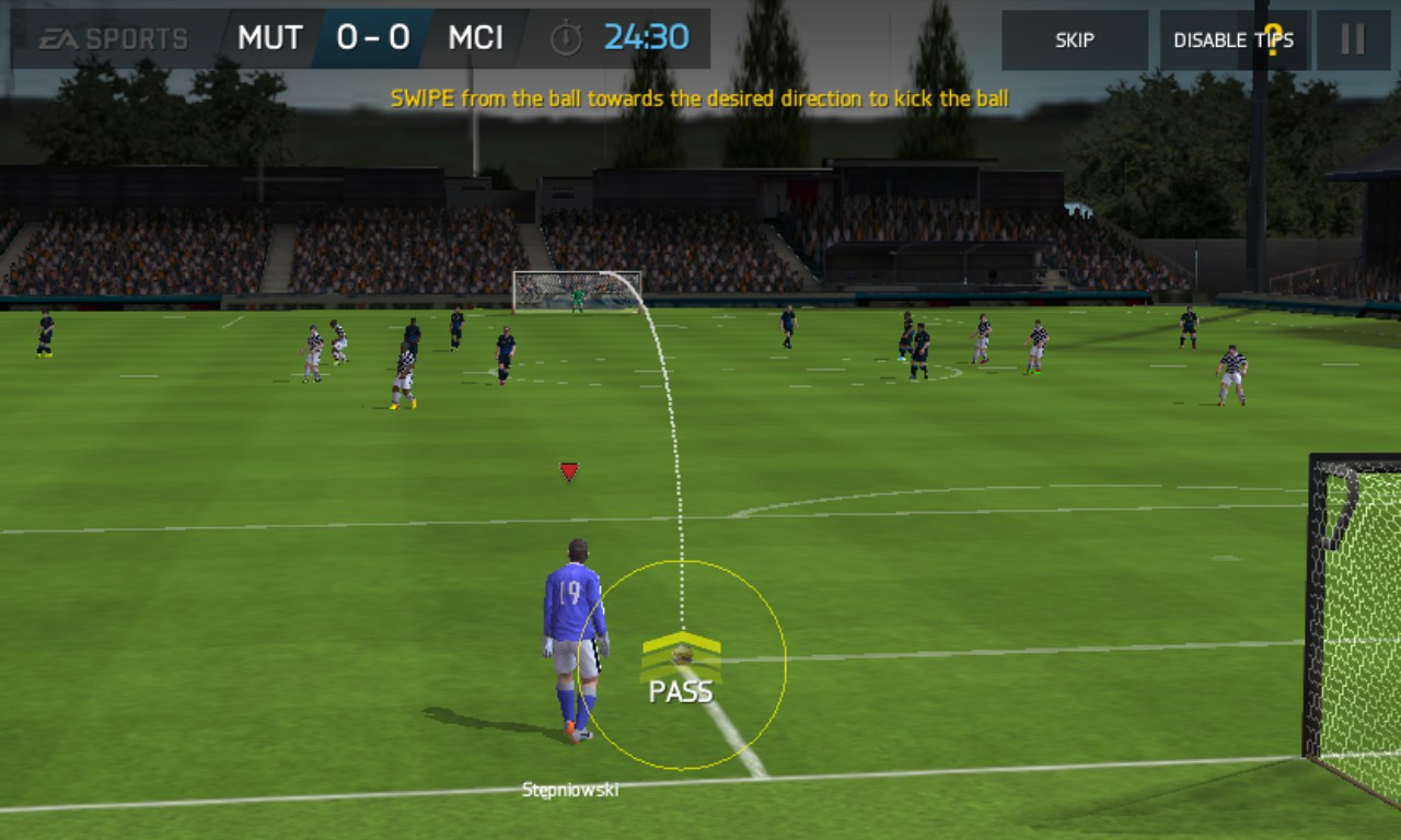 ea to discontinue fifa mobile game for windows phone onetechstop. Black Bedroom Furniture Sets. Home Design Ideas