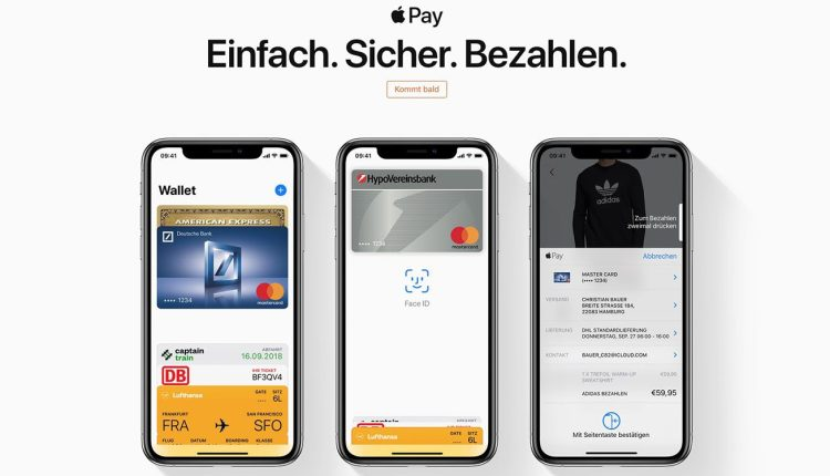 Apple-Pay-Germany